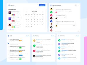 Dashboard Card – Search Results – PSD Repo