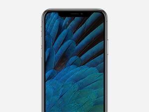 Iphone X Parallax Wallpaper Template Free Psd Template
