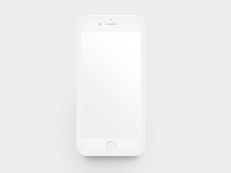 Iphone Template | 3d Iphone Mockup Free Psd Template Psd Repo