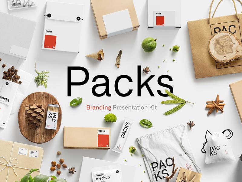 Branding Presentation Kit | Free PSD Template | PSD Repo