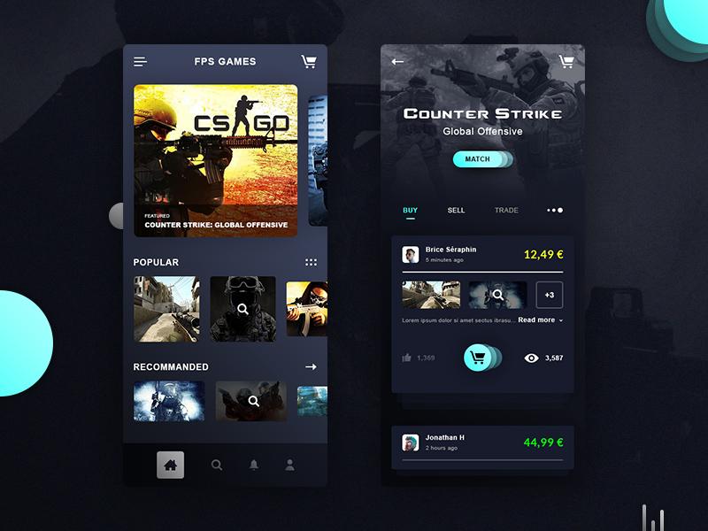 Cs Go App