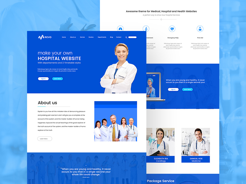 Family-doctor-website-template-psd-004   preview.