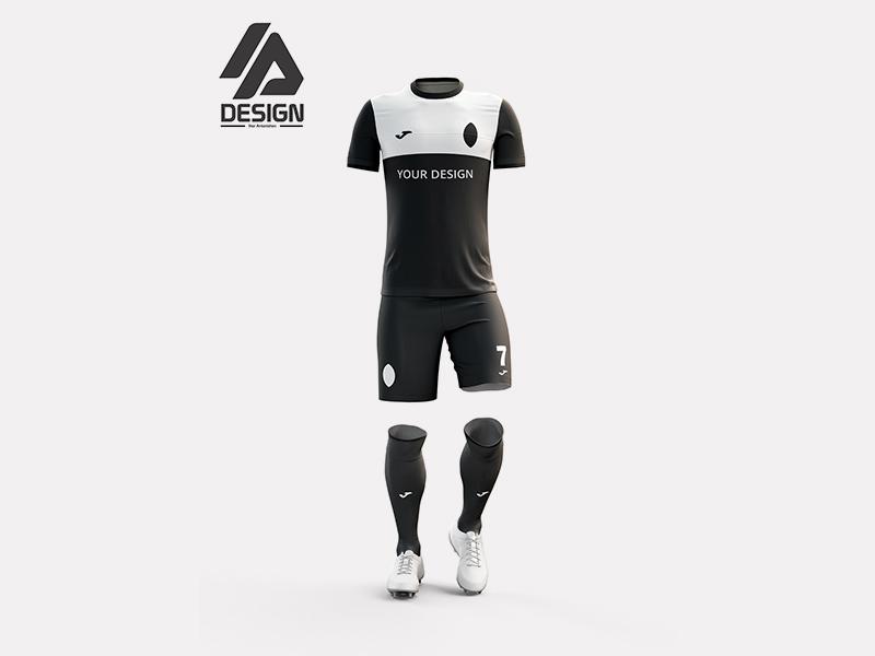 football kit mockup psd free download