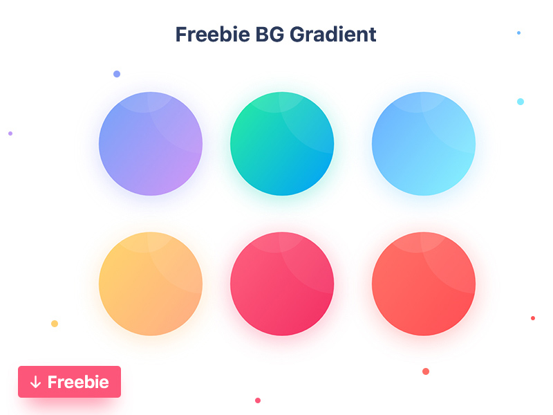 Background Color Gradient For Adobe Xd | Free Xd Templates