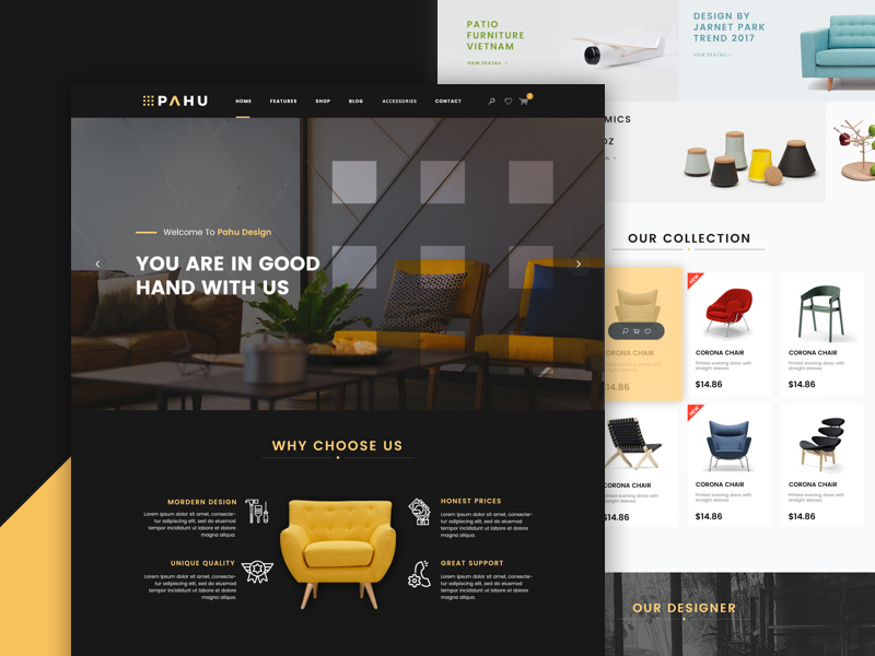 Interior Design Website Template Free Psd Template Psd Repo,Fractal Design Define R4 Hdd Cage