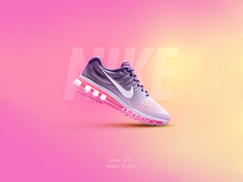 99e90c5491c698 Nike Poster Template | Free PSD Template | PSD Repo
