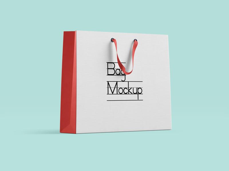Shopping Bag Mockup Sample Free Psd Template Psd Repo